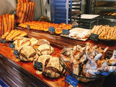 都内の美味しいフランスパン3選