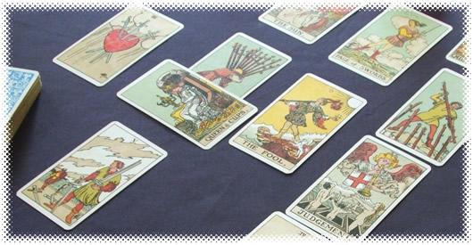 超基礎からのタロットカード占い(1)〜おすすめタロットカード3選