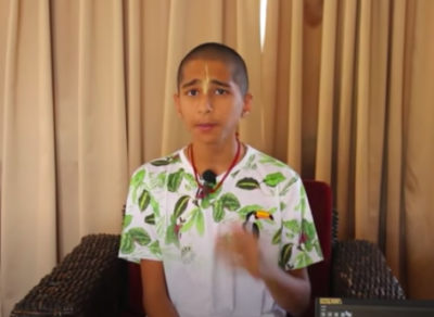インド人の少年の予言の件(オリジナルビデオからの付加的情報あり)