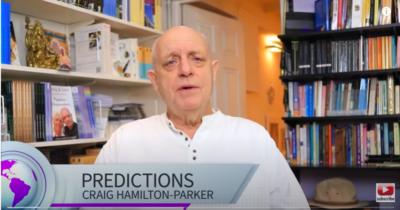 クレイグ・ハミルトン・パーカーの米大統領選に関する新しい予言が出ました。