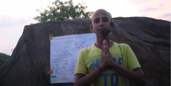 インドの占星術師、アヴィギャ・アナンド君の動画が更新されました。