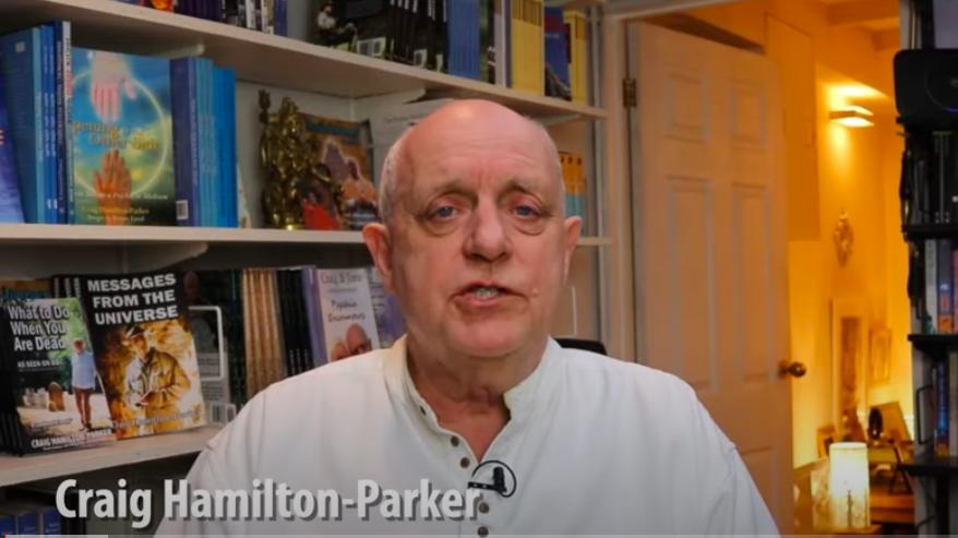 クレイグ・ハミルトン・パーカーさんの2021年2月の予言