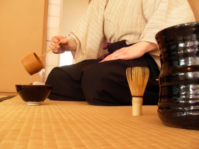 茶室に見る文化論と聖路加の可能性